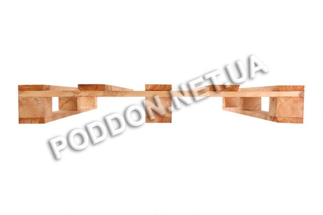 Поддон деревянный лыжи Николаев