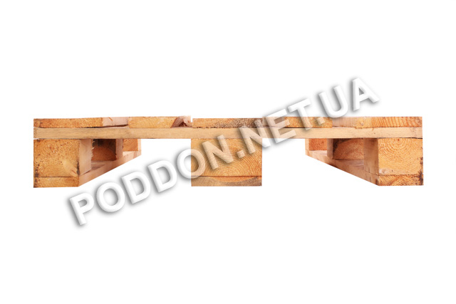 Поддон деревянный Euro без печати бу Николаев