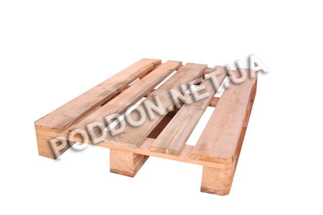 Поддон деревянный облегченный   1 сорт, размер 1200x800