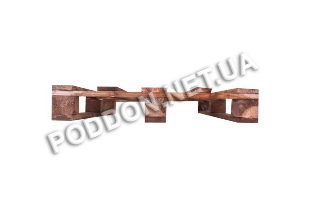 Поддон деревянный облегченный   3 сорт Николаев